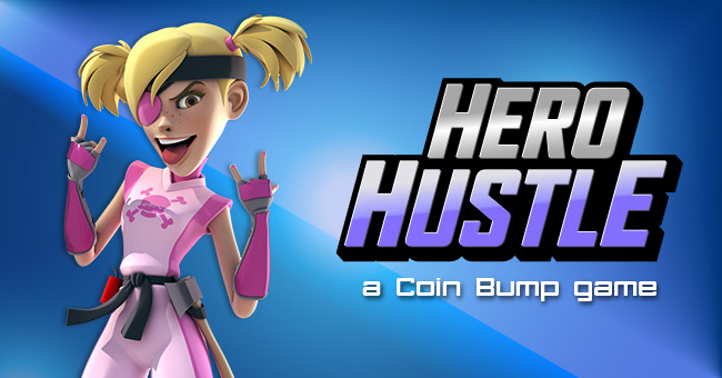 Hero Hustle Banner